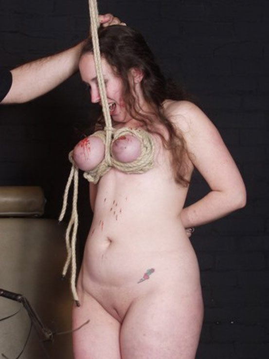 Electro and clothespins tortures 6