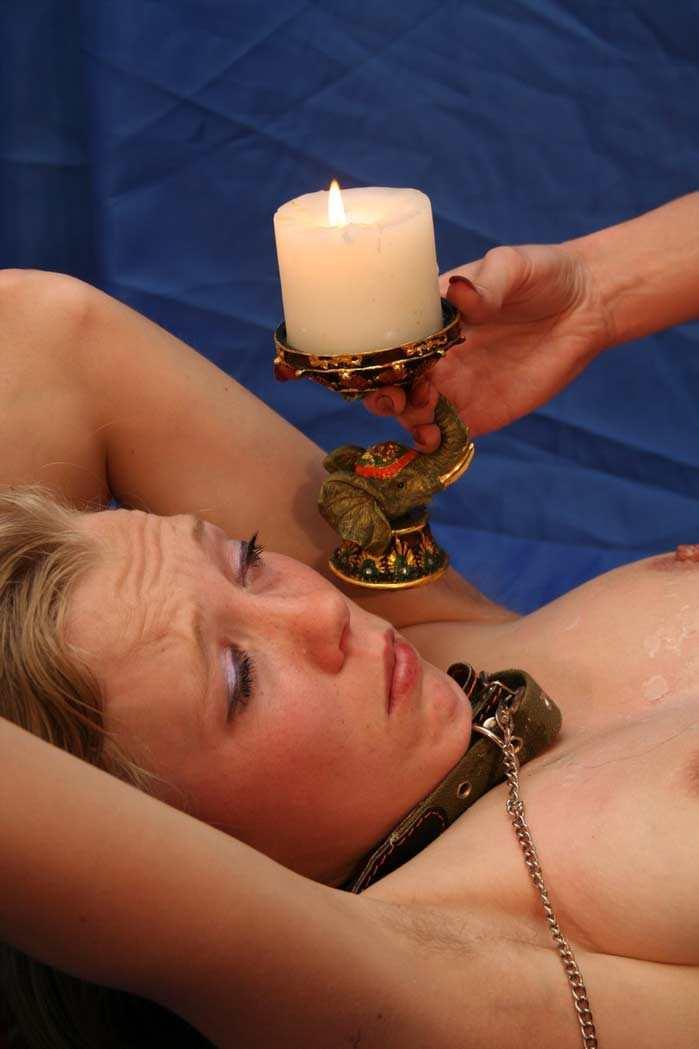 Not bdsm wax torture understand