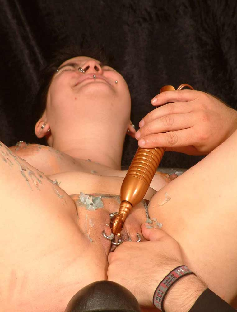 Clit torture + maledom + free + video
