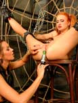 Lesbian pumping play pic 3