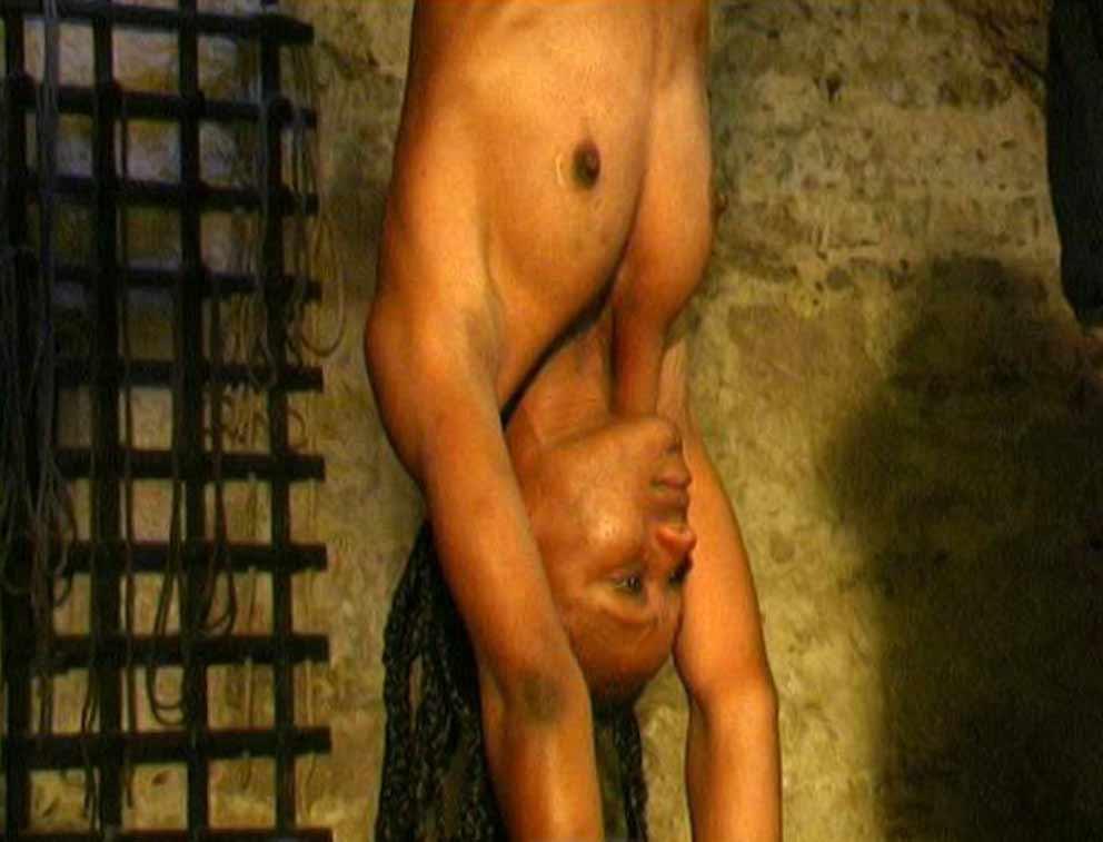 Prison scenarios in bdsm
