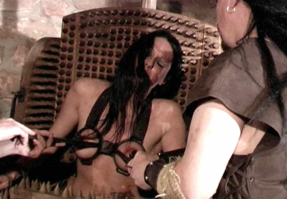 Bdsm torture passing out