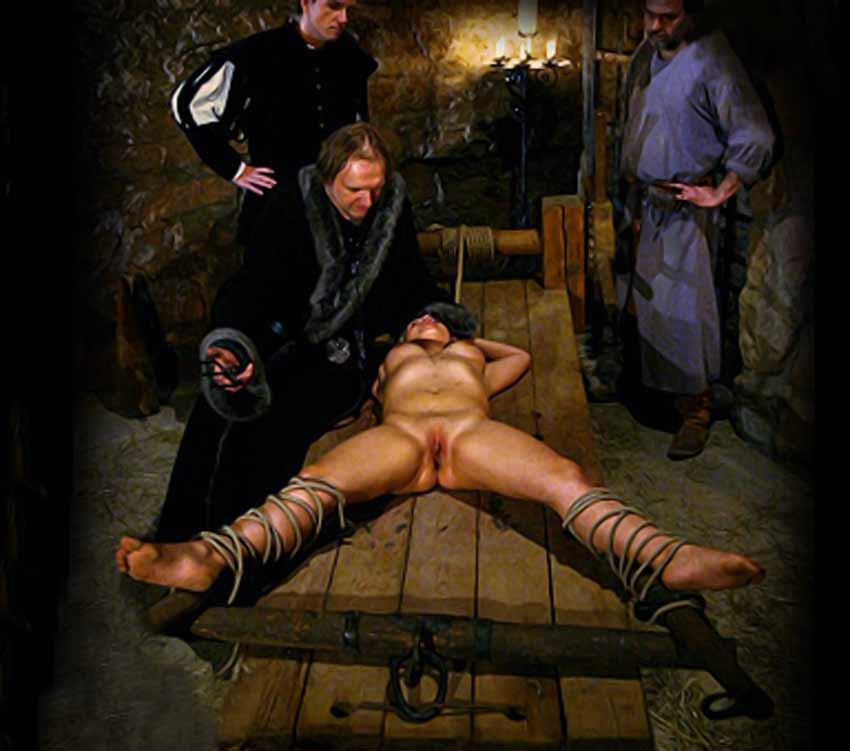 Mature lesbian sex slave