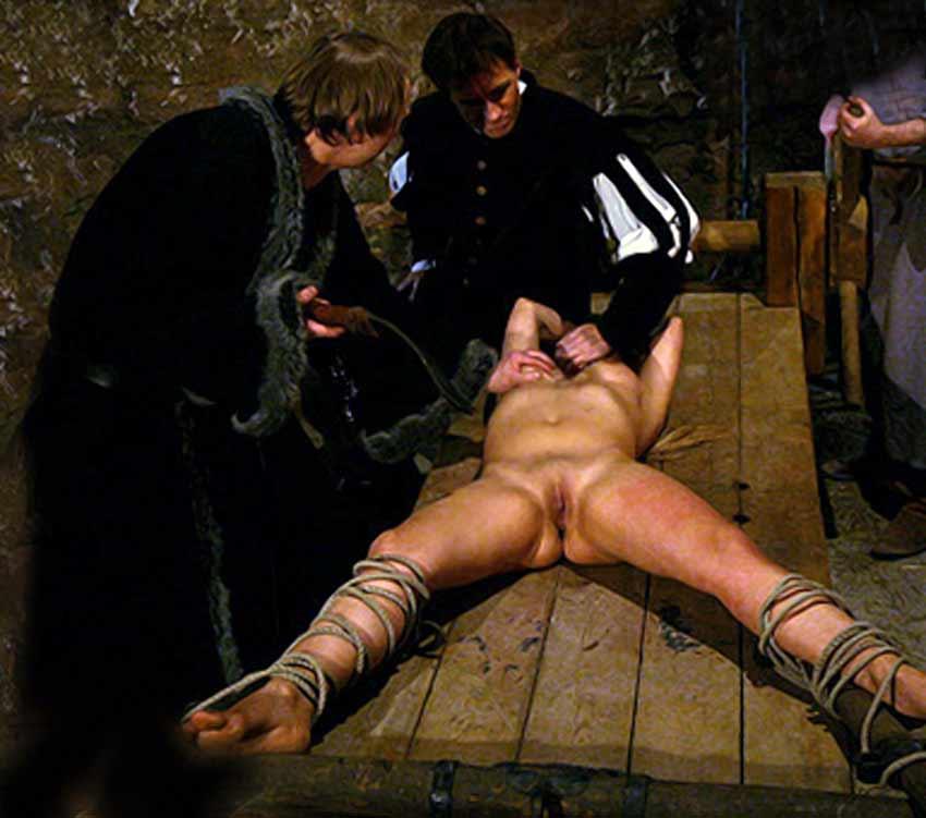 Порно видео из фильмов средневековья #5