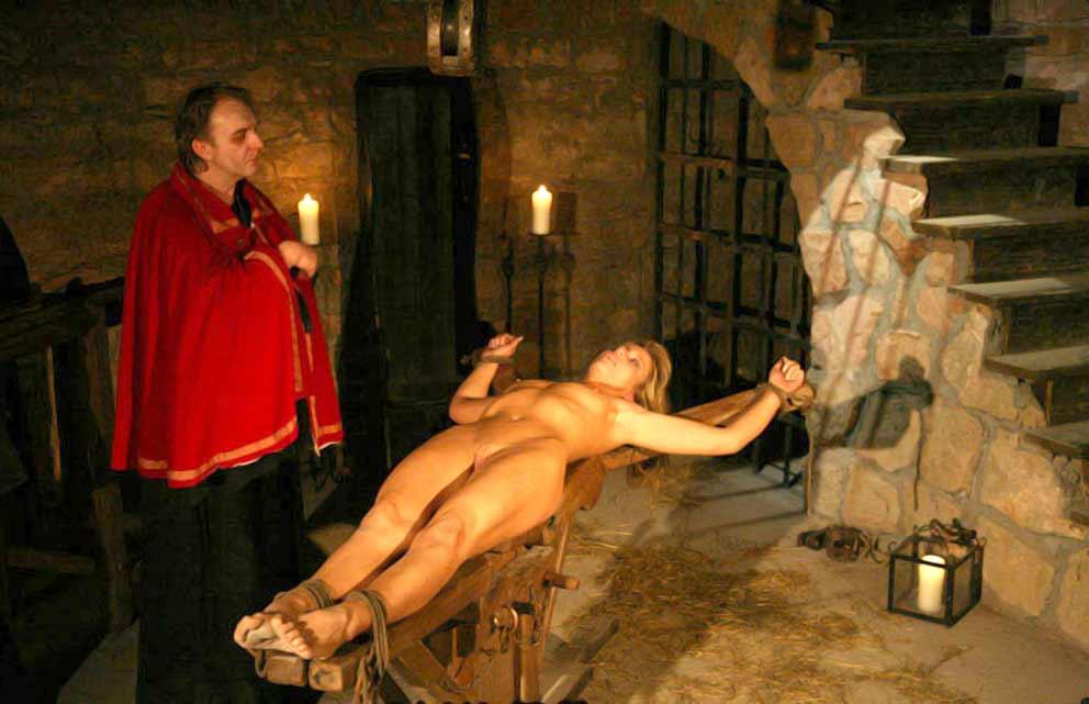 секс пытки инквизиции