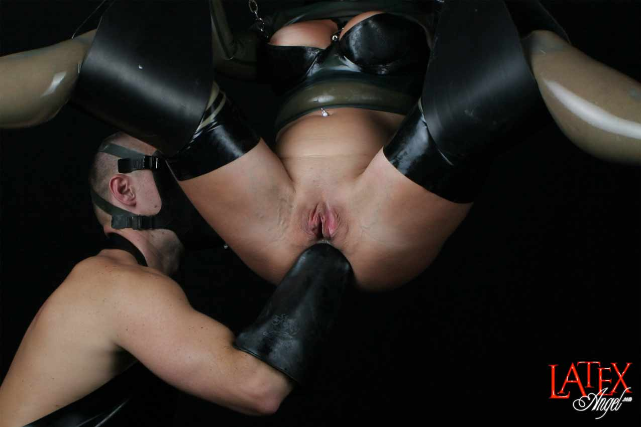 swingers klubb anal latex