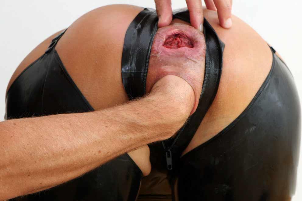 latex anal bdsm shop