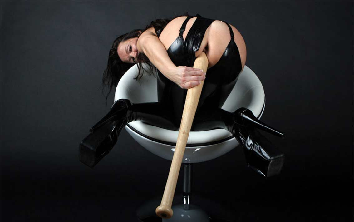 Very valuable bdsm and bat play