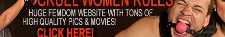 Cruel Women Rules website!