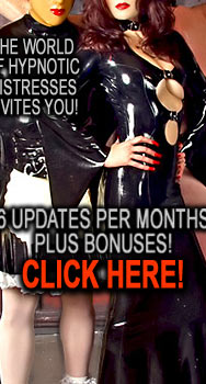 Welcome to Cruel Women Rules website!