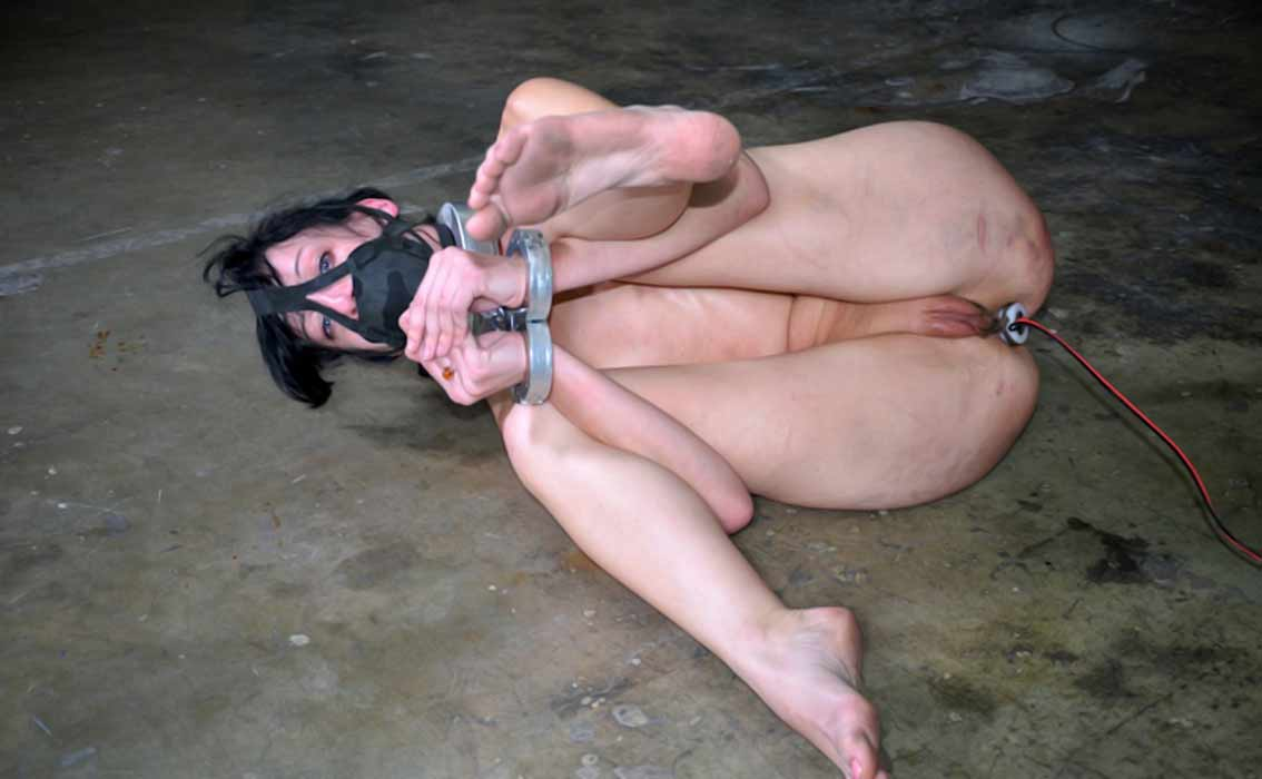 Agony of elise graves in facial humiliation and extreme whip 4