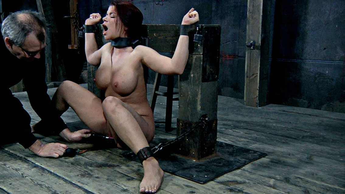 сообщаю кандалы на рабынях порно ролики моделям