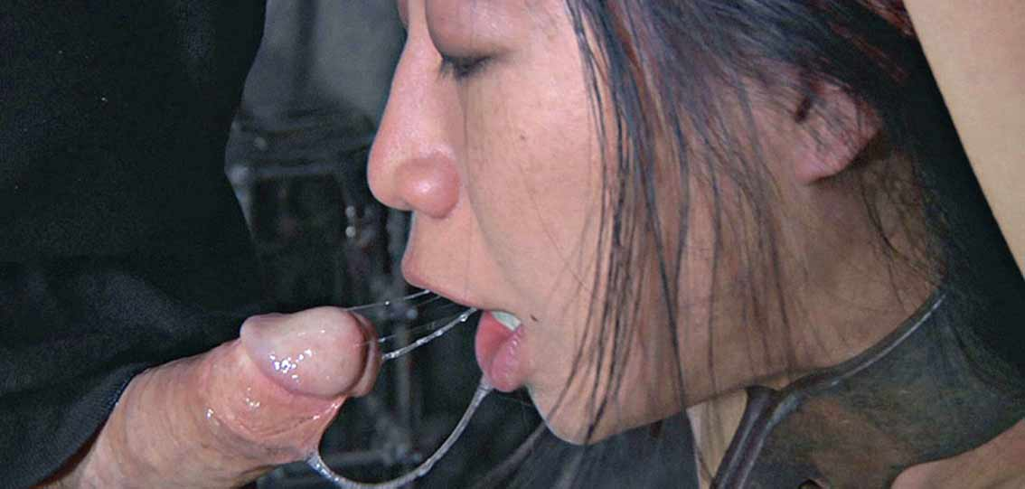 Japanese Shackled To Pain Pleasure