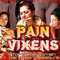 Pain Vixens