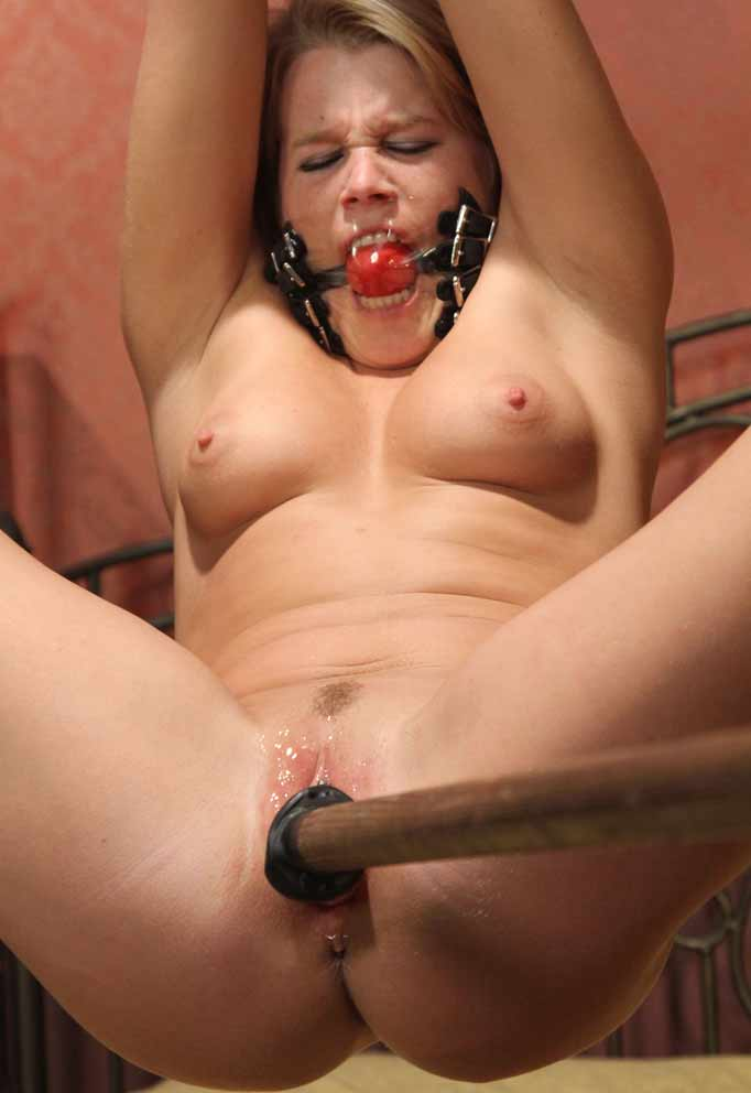 All her holes bondage xxx extreme college 8