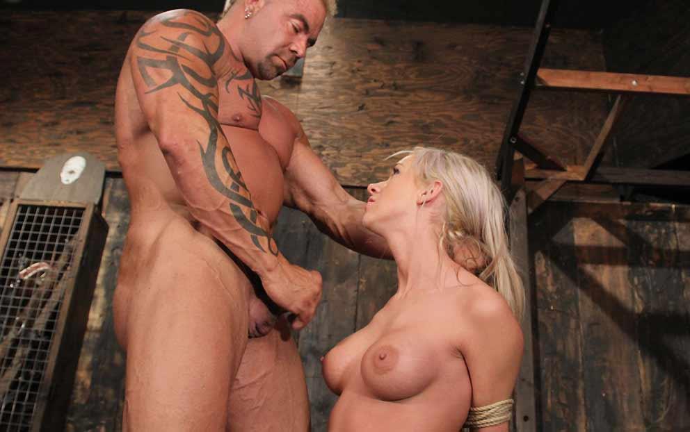 Hannah hilton bondage nude