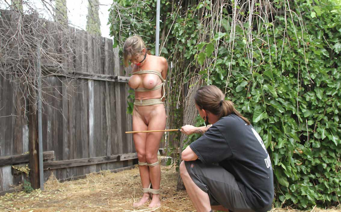 latexshop outdoor bondage